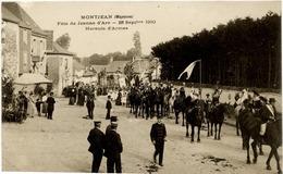 53 MONTJEAN - Fête De Jeanne D'Arc - 25 Septembre 1910 - Hérauts D'Armes - Très Animée - France