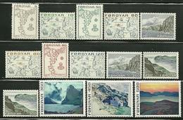Faroe Islands    Set     SC# 7-20     Mint - Faroe Islands