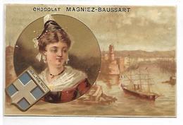 CHROMO - CHOCOLAT MAGNIEZ BAUSSARD - Bouches Du Rhône, Marseille - Unclassified
