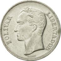 Monnaie, Venezuela, 2 Bolivares, 1967, TTB, Nickel, KM:43 - Venezuela