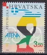 CROATIA 693,unused - Ete 2004: Athènes