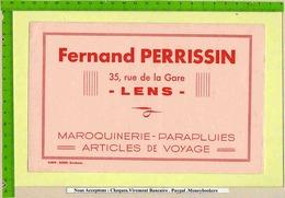 BUVARD  : Maroquinerie Parapluies Articles De Voyage FERNAND PERRISSIN LENS - Andere