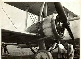 BOULTON PAUL SIDESTRAND     ++ 20 * 16 CM   AVION AIRCRAFT ROYAL AIR FORCE - Aviación