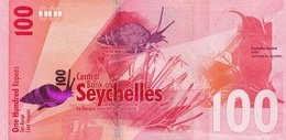 SEYCHELLES P. 50 100 R 2016 UNC - Seychelles