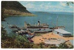 VISIT RHODESIA AND NYASALAND (ZIMBABWE) - S.S.LIEMBA ON LAKE TANGANIKA / SHIP / FERRY - Zimbabwe