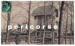 89 Sens  Inondation De 1910  Autour Du Chalet - Sens