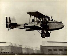 BOULTON PAUL SIDESTRAND     ++ 24* 18 CM   AVION AIRCRAFT ROYAL AIR FORCE - Aviación
