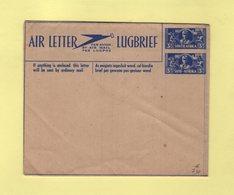 Aerogramme Neuf - Afrique Du Sud - 3d + 3d - South Africa (...-1961)