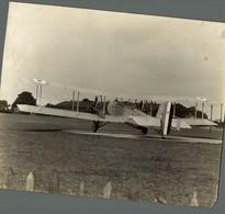 BOULTON PAUL SIDESTRAND     ++ 24* 19 CM   AVION AIRCRAFT ROYAL AIR FORCE - Aviación