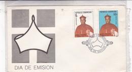 OCTAVIO A BERAS ROJAS, 1ER CARDENAL DOMINICANO FDC 1978 REPUBLICA DOMINICANA- BLEUP - Costa Rica