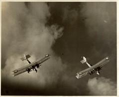 BOULTON PAUL SIDESTRAND     ++ 25* 20 CM   AVION AIRCRAFT ROYAL AIR FORCE - Aviación