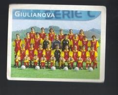 Figurina Calciatori Italiani Merlin 1999 -  Giulinova  - N.601  La Squadra  - Football - Soccer - Socker - Fussball - Fu - Stickers