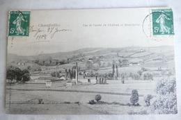 71- CHAUFFAILLES *** Vue De L'usine Du Château De Montchérie *** / 1775 A - France