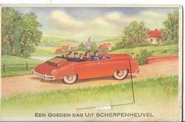 PK46/   SCHERPENHEUVEL        GOEDEN DAG UIT... - Scherpenheuvel-Zichem