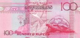 SEYCHELLES P. 44a 100 R 2011 UNC - Seychelles