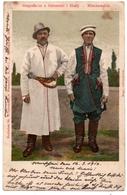 POLOGNE.GOSPODARZE Z JUTRZENKI I SKALY. MIECHOWSKIE.1917. - Polonia