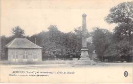 78 - ACHERES Et Ses Environs :  CROIX De NOAILLES  - CPA - Yvelines - Acheres