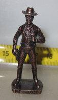 PAT GARRETT KINDER METAL SCAME - Figurine In Metallo