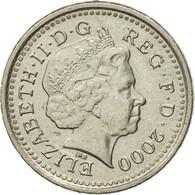 Monnaie, Grande-Bretagne, Elizabeth II, 5 Pence, 2000, TTB+, Copper-nickel - 1971-… : Monnaies Décimales