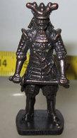 SAMURAI 2 KINDER METAL - Figurine In Metallo