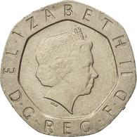 Monnaie, Grande-Bretagne, Elizabeth II, 20 Pence, 1998, TTB+, Copper-nickel - 1971-… : Monnaies Décimales