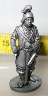 CHINESISCHER KRIEGER I49 KINDER METAL - Figurine In Metallo
