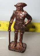 MOSCHETTIERE 3 - Figurine In Metallo