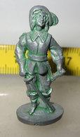 MOSCHETTIERE 1988 - Figurine In Metallo