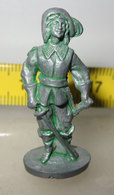MOSCHETTIERE 5 E29 KINDER METAL - Figurine In Metallo