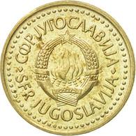 Monnaie, Yougoslavie, 2 Dinara, 1986, TB, Nickel-brass, KM:87 - Yugoslavia