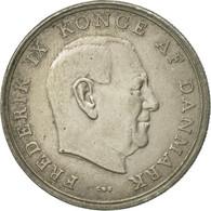 Monnaie, Danemark, Frederik IX, 5 Kroner, 1961, Copenhagen, TTB, Copper-nickel - Norvège