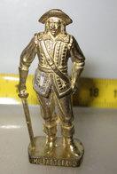K93 136 MOSCHETTIERE 2 KINDER METAL - Figurine In Metallo