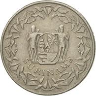 Monnaie, Surinam, Muhammad Al-Nasir Bey, 100 Cents, 1987, Paris, TTB+ - Surinam 1975 - ...