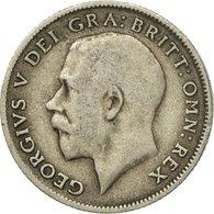 Monnaie, Grande-Bretagne, George V, 6 Pence, 1921, TTB, Argent, KM:815a.1 - 1816-1901: 19. Jh.