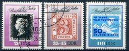 DDR Michel-Nr. 3329-3331 Gestempelt - Usati