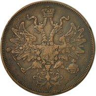 Monnaie, Russie, Alexander II, 5 Kopeks, 1865, Saint-Petersburg, TTB, Cuivre - Russia