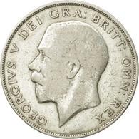 Monnaie, Grande-Bretagne, George V, 1/2 Crown, 1924, TTB, Argent, KM:818.2 - 1902-1971 : Monnaies Post-Victoriennes