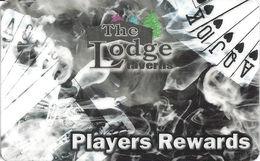 The Lodge Taverns Las Vegas Casino Slot Card - Casino Cards