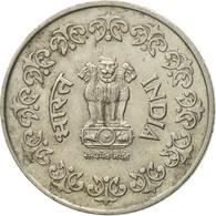 Monnaie, INDIA-REPUBLIC, 50 Paise, 1985, SUP, Copper-nickel, KM:65 - Indonésie