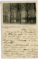 45 Chateuneuf Sur Loire Loiret Place Du Porte - Precurseur - Serie De 1902 - Dos Non Divisé - Otros Municipios