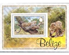Ref. 39206 * MNH * - BELIZE. 1983. FAUNA PROTECTION . PROTECCION DE LA FAUNA - Belize (1973-...)