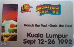 31MSAA Malaysia Fest 1992 $10 - Malaysia