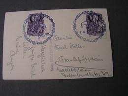 Austria , Fine Card  MeF 1949 Bregenz - 1945-.... 2de Republiek