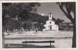 CP , 83 , PORQUEROLLES , Église Sainte-Anne - Porquerolles