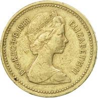 Monnaie, Grande-Bretagne, Elizabeth II, Pound, 1983, TB, Nickel-brass, KM:933 - 1971-…: Dezimalwährungen