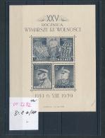 Polen Block 8  */ **.(oo5292   ) Siehe Scan ! - Blocks & Sheetlets & Panes