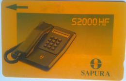 Sapura S2000HF $5 - Malaysia