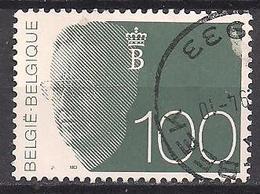 Belgien  (1992)  Mi.Nr.  2533  Gest. / Used  (4bd22) - Gebraucht