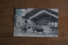 Cpa  Valmat  Vue Interieure D'une Ferme 1904 - Autres Communes