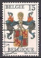 Belgien  (1992)  Mi.Nr.  2535  Gest. / Used  (4bd20) - Belgium